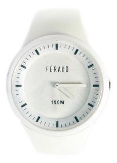 Reloj Feraud F100m8-05 Mujer Sumergible 100m Silicona