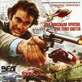 Cd : Armando Trovaioli - Una Magnum Special Per Tony...