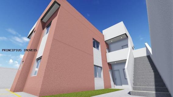 Apartamento Para Venda Em Quatro Barras, São Pedro, 3 Dormitórios, 1 Banheiro, 1 Vaga - 00158