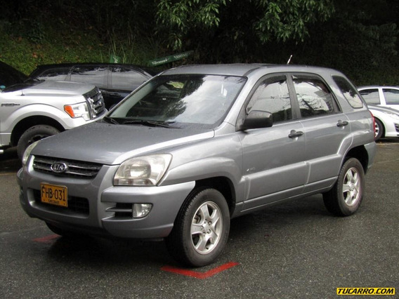 Kia Sportage 2.0 At 2000cc Ab