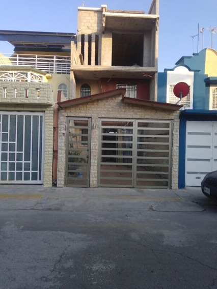 Casa Ampliada En Remodelación 4 Niveles En Las Américas Ecatepec