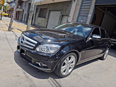 Mercedes Benz C200 Kompressor Avantgarde Negro Unicooooo!!!