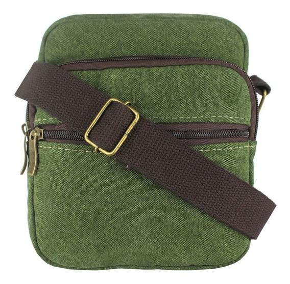 Shoulder Bag Bolsa Transversal De Lona Novidade Unissex 2020
