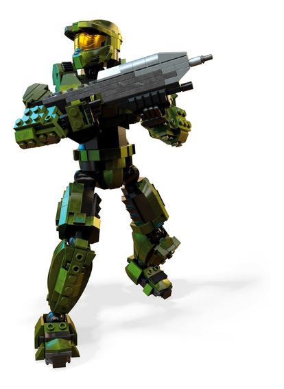 Mega Construx Halo Figura Master Chief