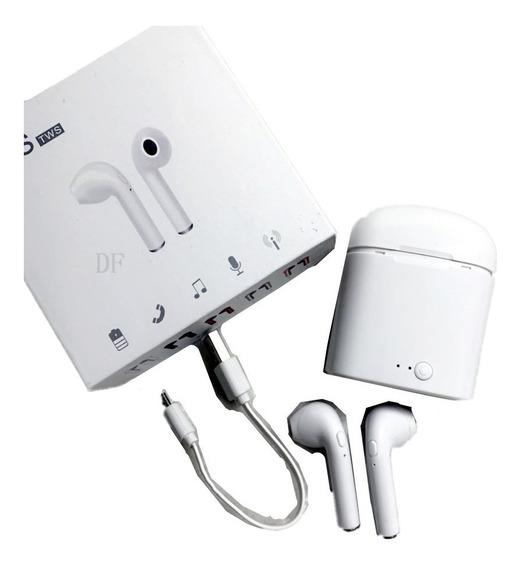 Fone De Ouvido Bluetooth Sem Fio I7s Tws Ios Android