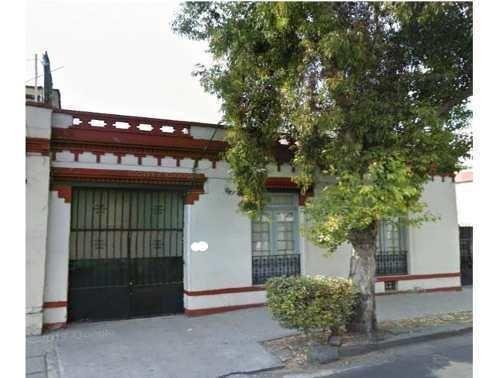 Se Vende Casa Para Remodelar/construir En Roma Norte