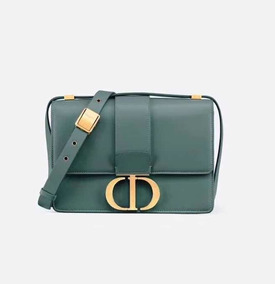 Bolsa Dior Montaigne 30 Verde Pronta Entrega Importada