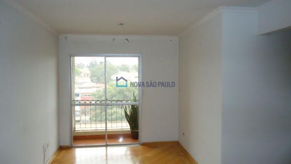 Apartamento À 200 Metros Do Metrô São Judas. - Bi25301