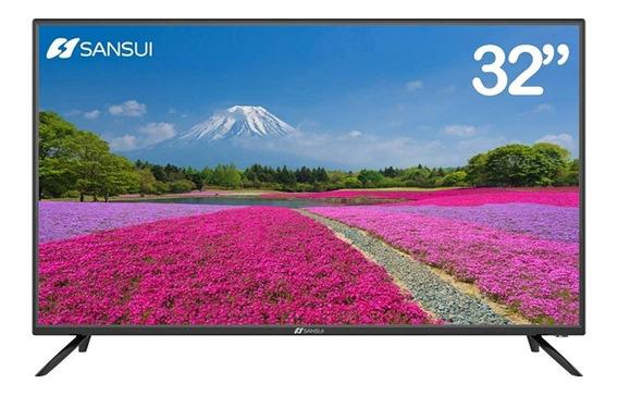 Tv Sansui 32 Pulgadas Hd Smart Tv Led Linux Smx-32p28nf