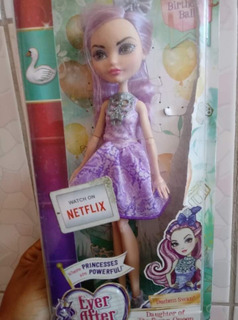 Ever After High Duchess Swann En Caja
