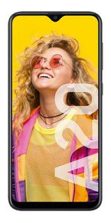 Celular Libre Samsung Galaxy A20 Negro