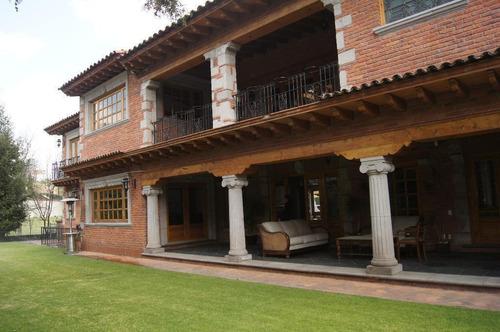 Imagen 1 de 16 de Casa En Renta 4 Recamaras, Club De Golf Los Encinos