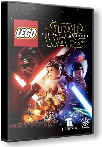 Lego Star Wars O Despertar Da Força - Pc Dvd - Frete 8 Reais