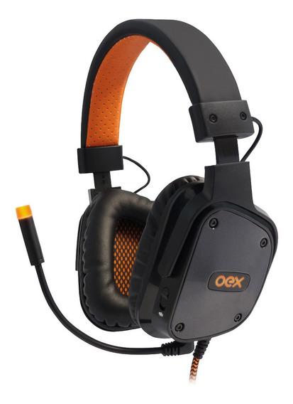 Fone Gamer Headset Shild 7.1 Usb Hs409 Preto Oex