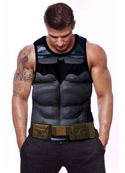 Regata Tradicional Academia Batman Uniforme