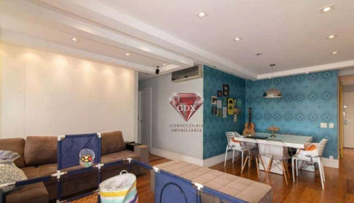 Imagem 1 de 21 de Apartamento A Venda No Equilibrium Moema - Ap15825