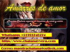 Vidente Chalana Efectivos Amarres De Amor