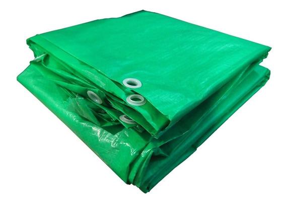 Cobertor Rafia Olimpia Cubre Pileta Cerco 4x3 Lona C/ojales