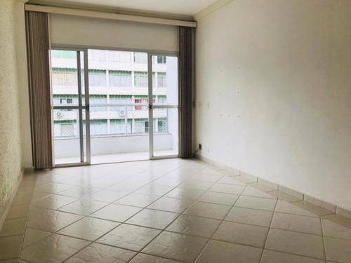 Apartamento Com 3 Dormitórios À Venda - Pitangueiras - Guarujá/sp - Ap11621