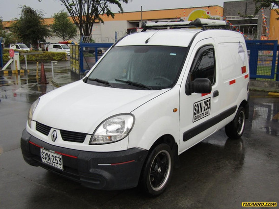 Renault Kangoo Full Equipo