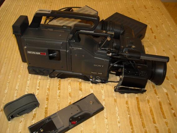 Câmera Sony Dxc-637 Com Pvv-3 Betacam