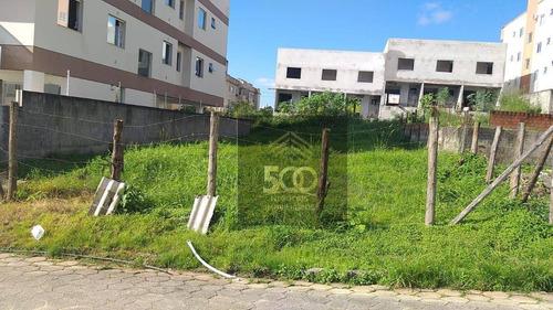 Terreno À Venda, 360 M² Por R$ 190.000,00 - Serraria - São José/sc - Te0170