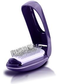 Escova De Cabelo Massageadora Vibratória Ana Hickmann Hair