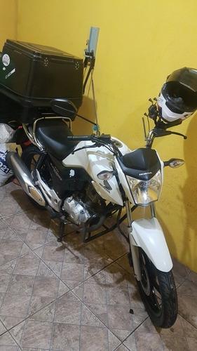 Imagem 1 de 2 de Faço Entregas De Moto Do Mercadolivre