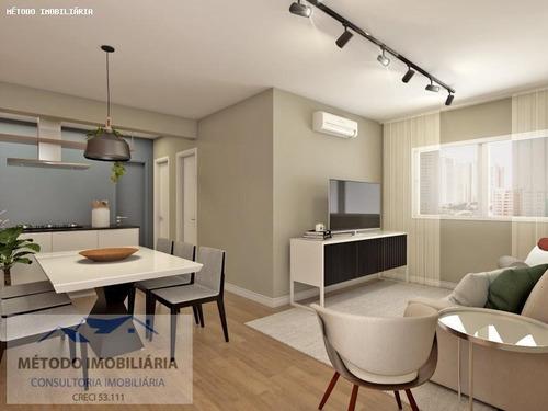 Apartamento Para Venda Em São Paulo, Moema, 2 Dormitórios, 1 Banheiro, 1 Vaga - 12516_1-1262363