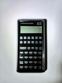 Calculadora Hp 20b Business Consultant