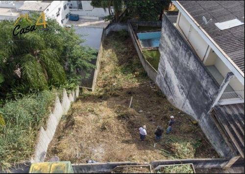 Imagem 1 de 3 de Terreno À Venda, 484 M² Por R$ 1.095.000,00 - Jardim São Bento - São Paulo/sp - Te0013