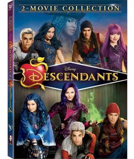 Pelicula (dvd) Descendientes 1&2 (2 Pelicula De Colección)