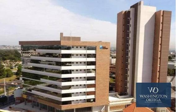 Apartamento Garden Com 1 Dormitório À Venda, 35 M² Por R$ 230.000 - Centro - São José Dos Pinhais/pr - Gd0010