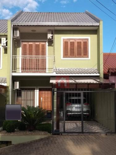 Sobrado Com 3 Dormitórios À Venda, 106 M² Por R$ 398.000,00 - Universitário - Santa Cruz Do Sul/rs - So0174