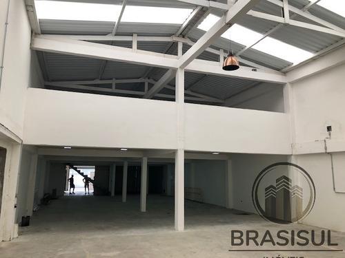 Imagem 1 de 10 de Comercial Para Aluguel, 0 Dormitórios, Santo Amaro - São Paulo - 4160