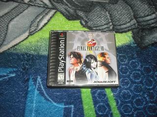 Final Fantasy Viii 8 Muy Buen Estado Ps1 No Ix