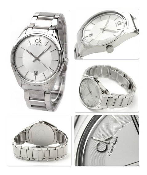 Relógio Masculino Calvin Klein Swiss Made (frete Grátis!)