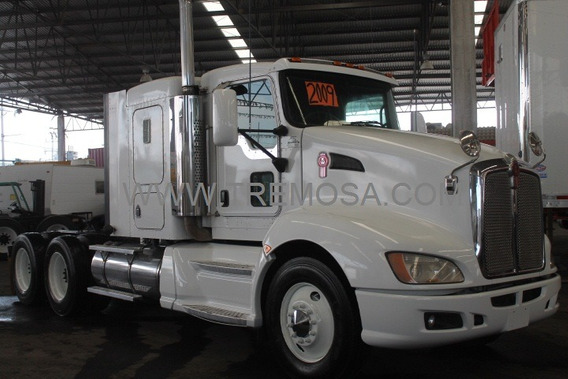 Tractocamion Kenworth T660 2009 100% Mex. #2648