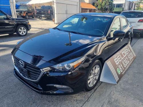 Imagen 1 de 11 de Mazda 3 2017 4p Sedán I Touring L4/2.0 Aut