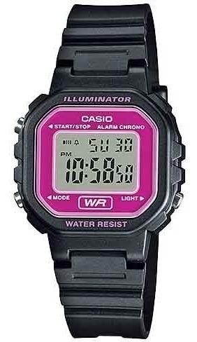 Relógio Casio Feminino Vintage La-20wh-4adf