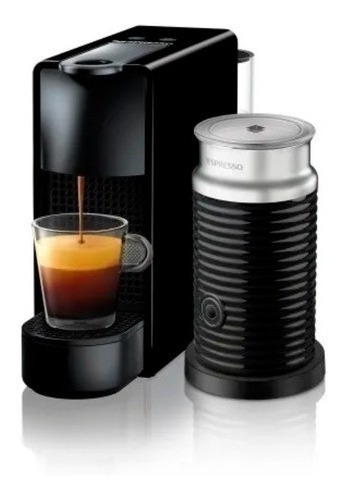 Nespresso Essenza Mini Pack A3nc30-ar-bk-ne