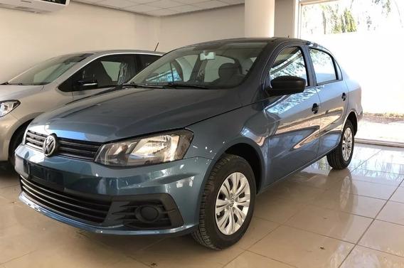 Volkswagen Voyage 1.6 Trenline 101cv Remis Uber Taxi 2019 12