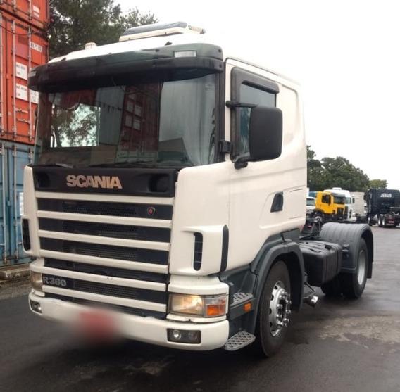 Scania R360 4x2 2001
