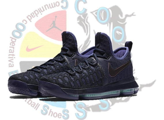 Nike Kevin Durant 9 Dark Purple Dust (29 Cm) Coobass