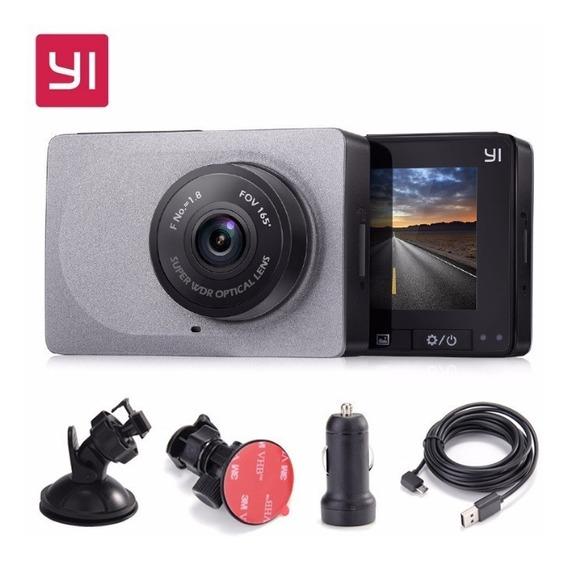 Câmera Film. Carro Xiaomi Yi Smart Dash + Cartão Mem. 32gb