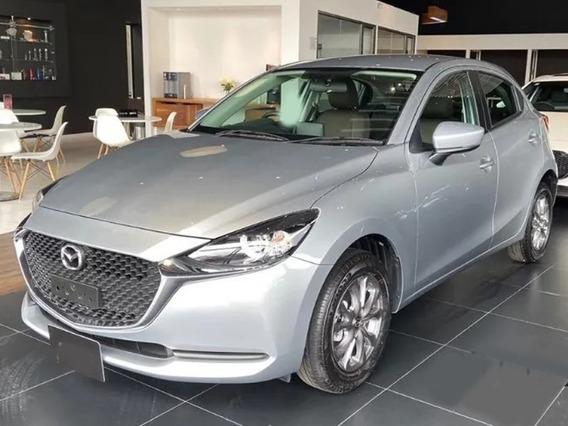 Mazda 2 Sport Face Lift 2021 Plata Estelar