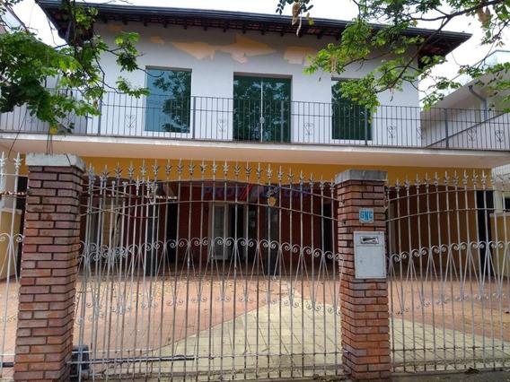 Casa Para Aluguel Em Jardim Nossa Senhora Auxiliadora - Ca273858