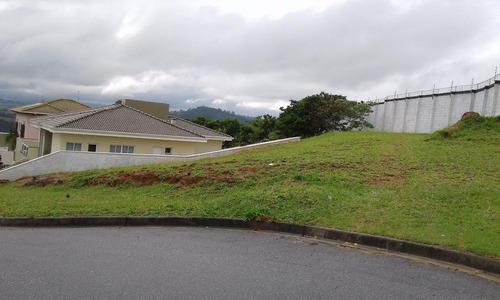 Imagem 1 de 3 de Terreno Residencial À Venda, Residencial Fazenda Serrinha, Itatiba. - Te0457