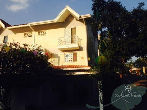 Imagem 1 de 20 de Casa Com 3 Dormitórios À Venda, 200 M² Por R$ 860.000,00 - Granja Viana - Cotia/sp - Ca0517
