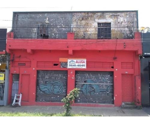 Locação Salão - Santo Amaro, São Paulo-sp - Rr3950